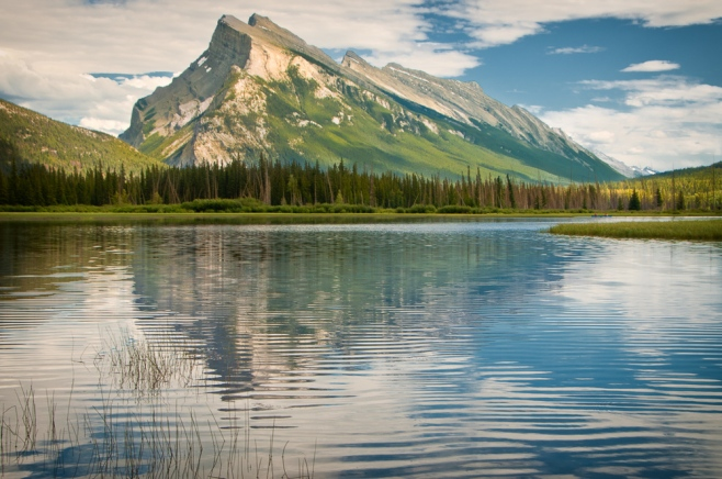 Mt Rundle